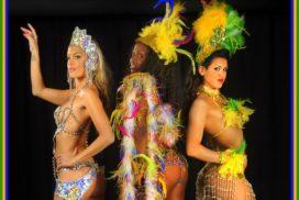 Concepts de soirées clubbing artites performeurs cirque france danseuses brésilienne, paillette plumes
