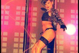 concepts soirées clubbing artistes performeurs pole danseuse