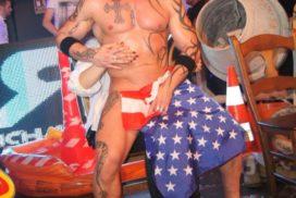 concepts soirées clubbing artistes performeurs striptease stripteaseur travaux publics