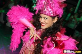 Concepts de soirées clubbing artites performeurs cirque france danseuses brésiliennes