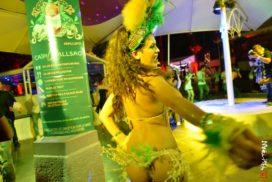 Concepts de soirées clubbing artites performeurs cirque france seducao brasil troupe danse brésilienne danseuse
