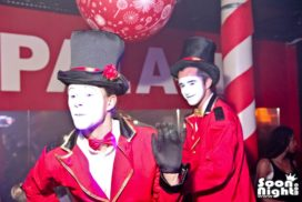 mime circus
