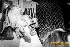 Concepts de soirées clubbing artites performeurs cirque france alking dead zombies
