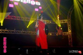 concepts soirées clubbing artistes performeurs spartan