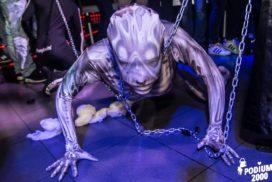 Concepts de soirées clubbing artistes performeurs cirque france créatures walking dead zombies
