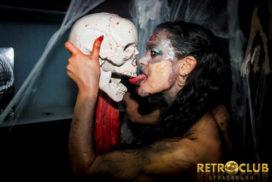 Concepts de soirées clubbing artites performeurs cirque france walking dead