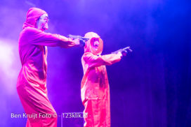 concepts soirées clubbing artistes performeurs casa de papel danseurs
