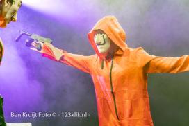 concepts soirées clubbing artistes performeurs elcircus danseurs casa de papel