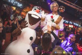concepts evenementiels soirées clubbing disney trash prince mascotte