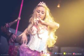 concepts soirées clubbing artistes performeurs princesse disney trash club