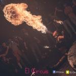 concepts soirées clubbing artistes performeurs cracheurs de feu