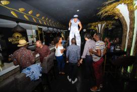 Concepts de soirées clubbing artites performeurs cirque france ecahssiers marins la croisière s'amuse