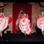 french cancan performeuses cabaret artistes