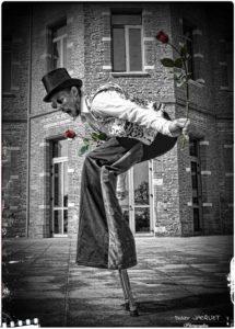 performeurs concepts de soirées concerts festivals campings echassier pneumatique cirque workshops