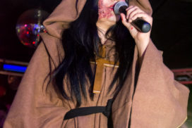 Concepts de soirées clubbing artistes performeurs cirque france mc walking dead