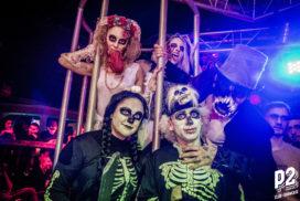 Concepts de soirées clubbing artistes performeurs cirque france gogo walking dead