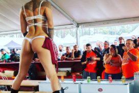concepts soirées clubbing artistes performeurs coyote girls gogo