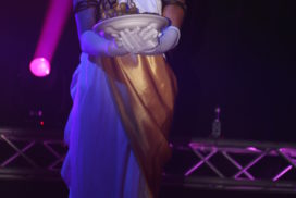 concepts soirées clubbing artistes performeurs orgie romaine