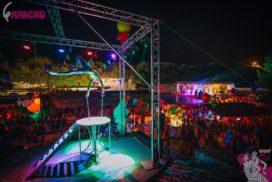 concepts soirées clubbing artistes performeurs équilibriste hell circus elcircus