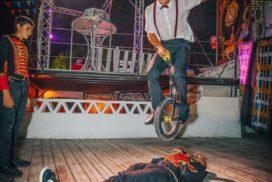 concepts soirées clubbing artistes performeurs mono cycle